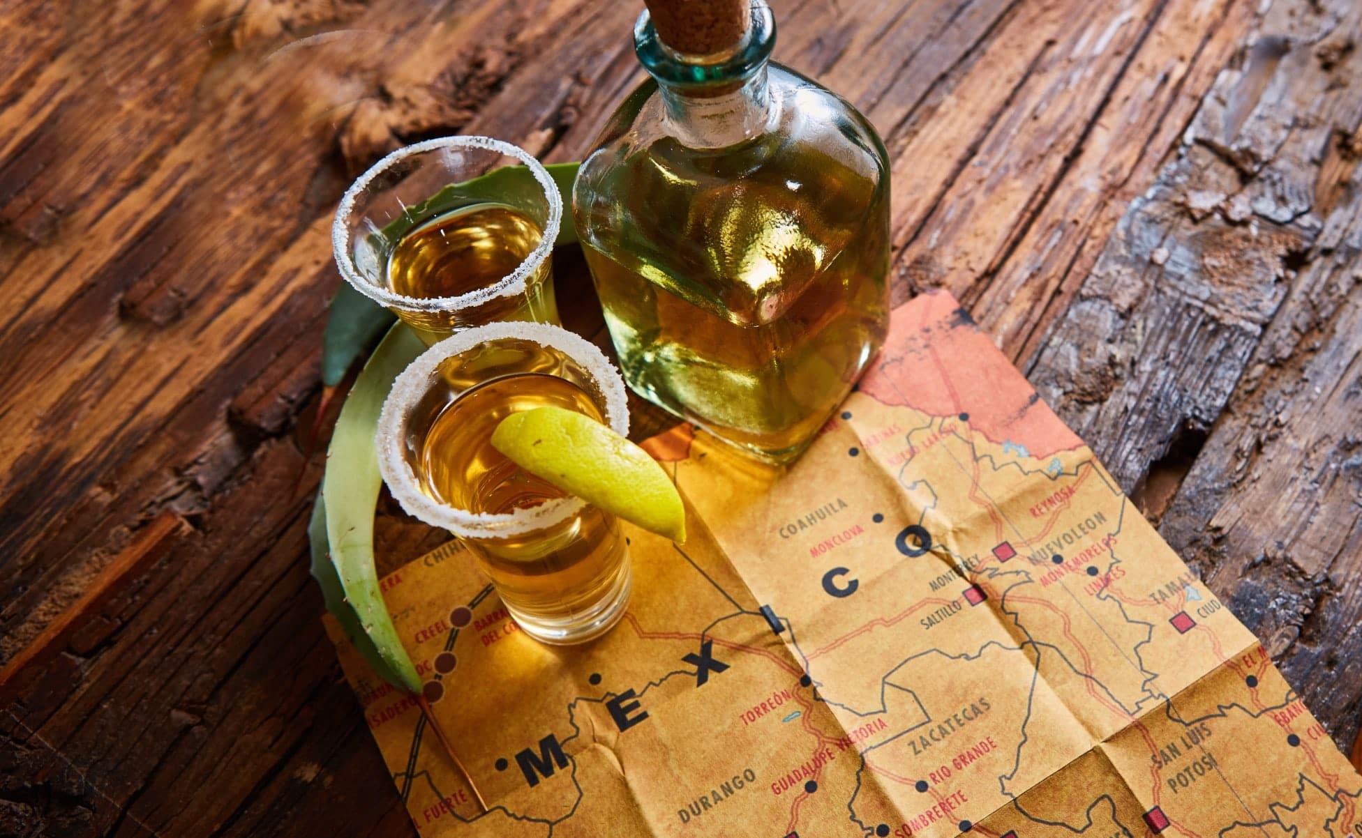 la ruta del tequila