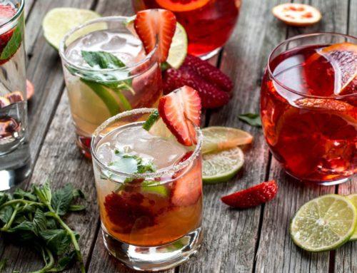12 recetas de bebidas con tequila blanco fáciles de preparar