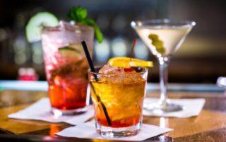 bebidas con tequila reposado