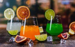 bebidas dulces con tequila