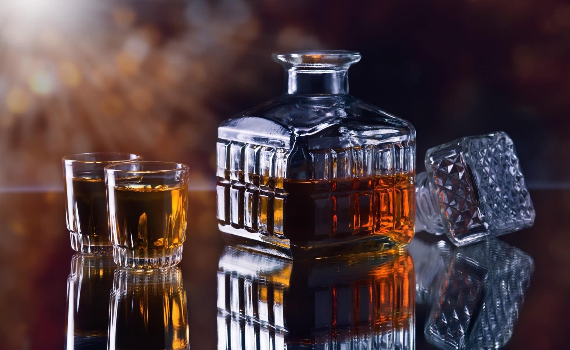 botella para añejar tequila en casa