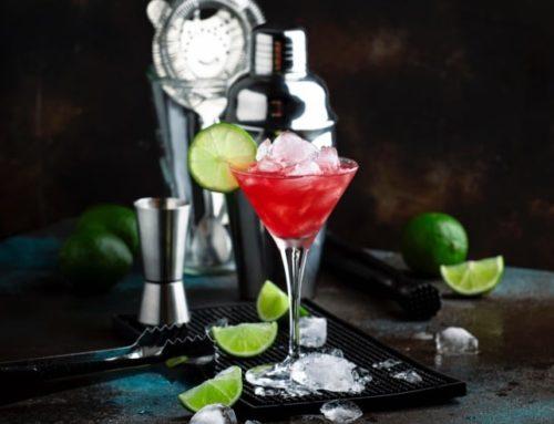 Cóctel Cosmopolitan con Tequila – Cosmoquila