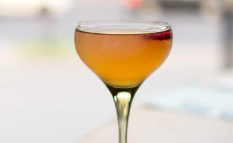 coctel dulce de tequila