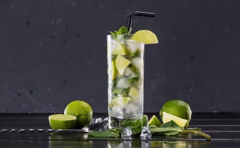 coctel tequila mojito