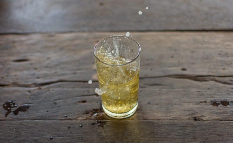 coctel tequila slammer