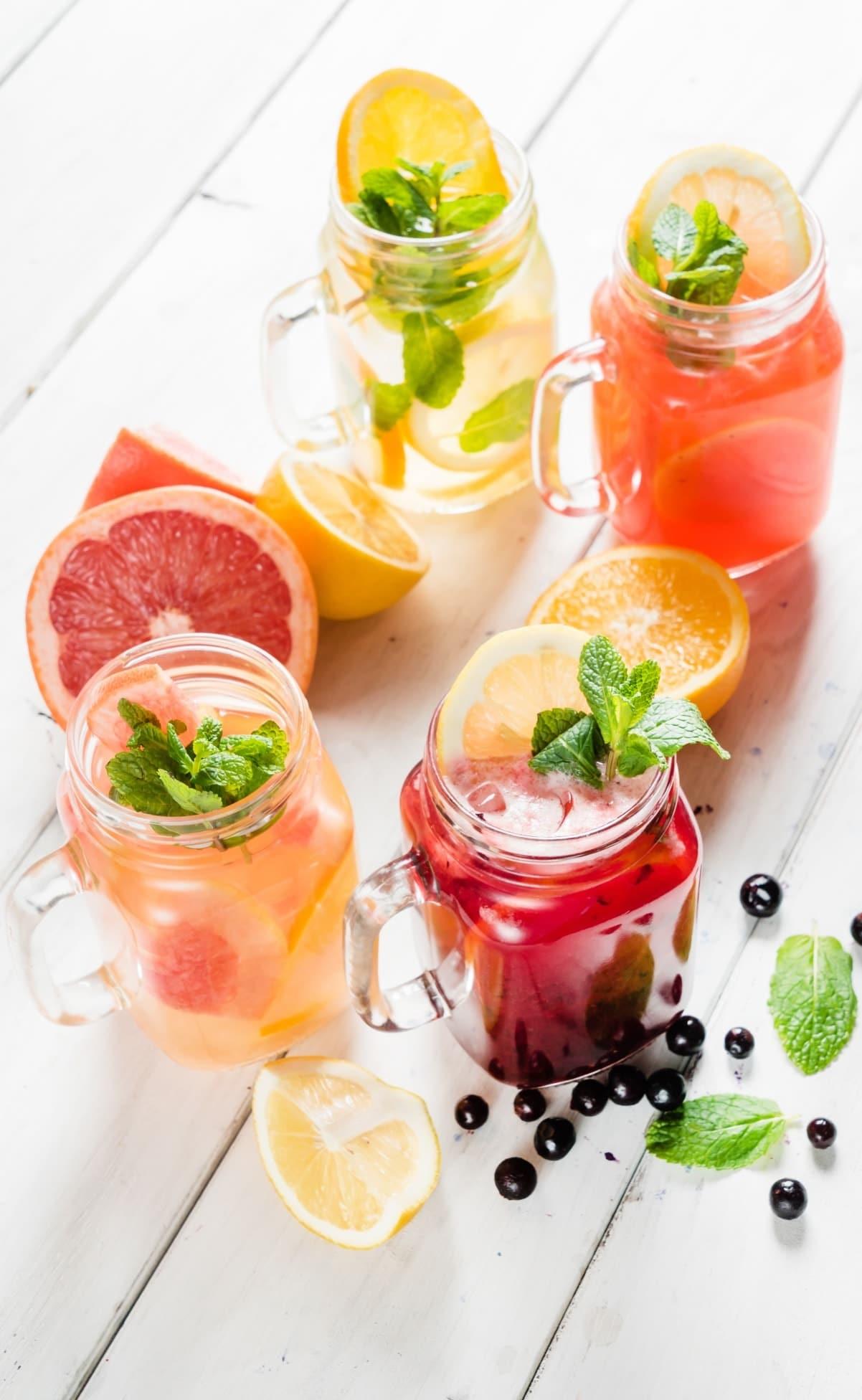 cocteles con tequila por su sabor