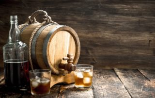 cómo añejar tequila en casa