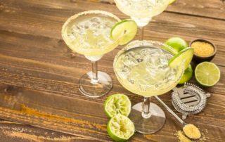 como hacer margaritas con tequila