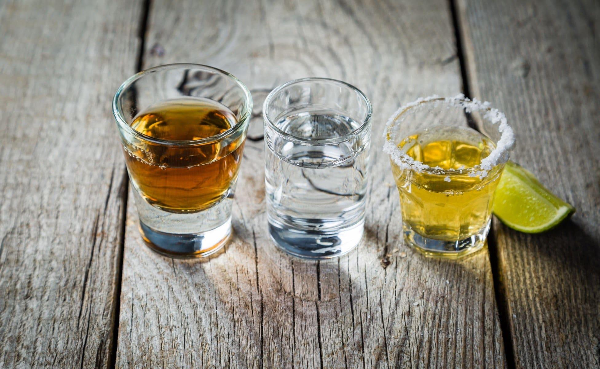cuantos tipos de tequila hay