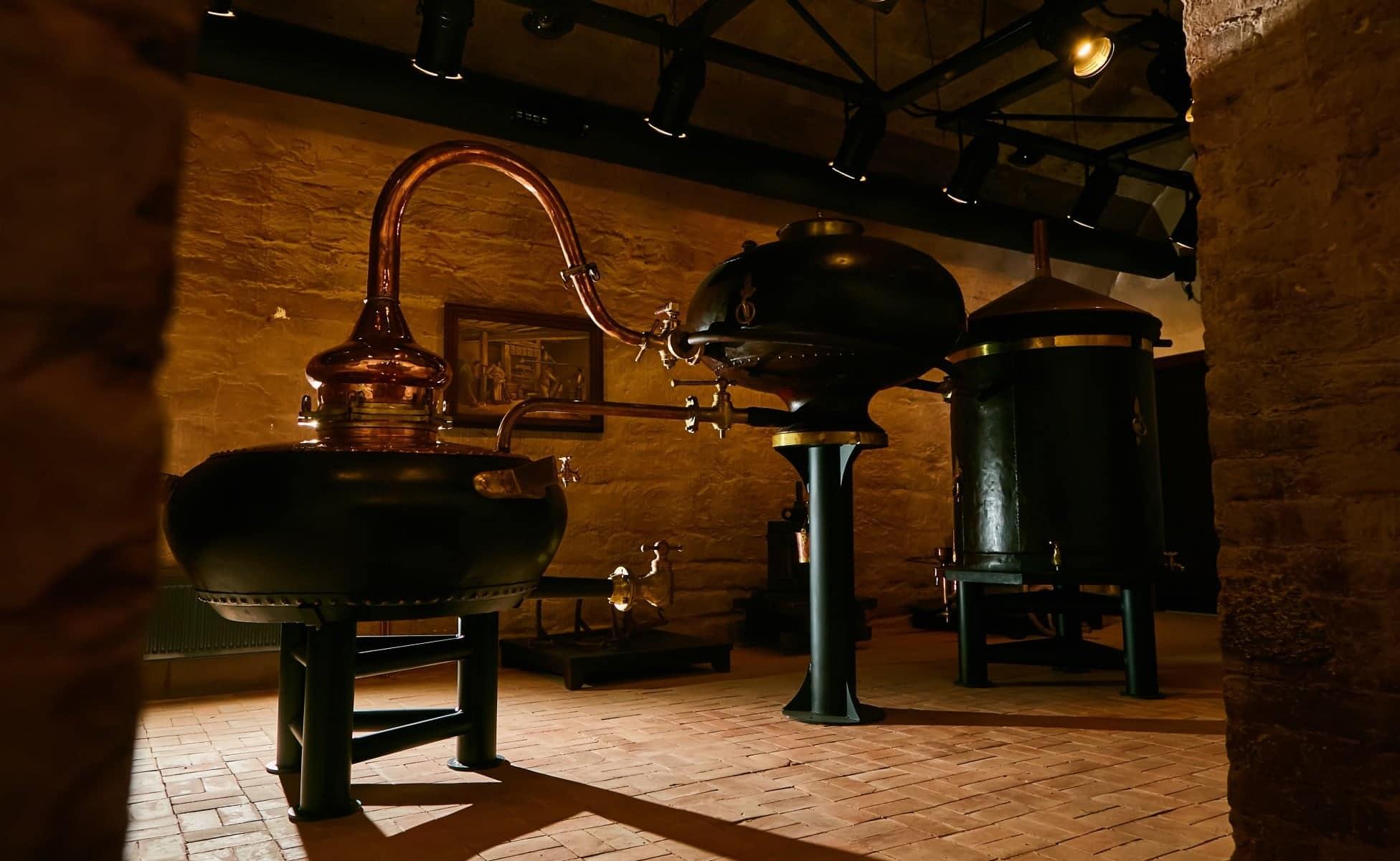 destilacion del tequila tradicional
