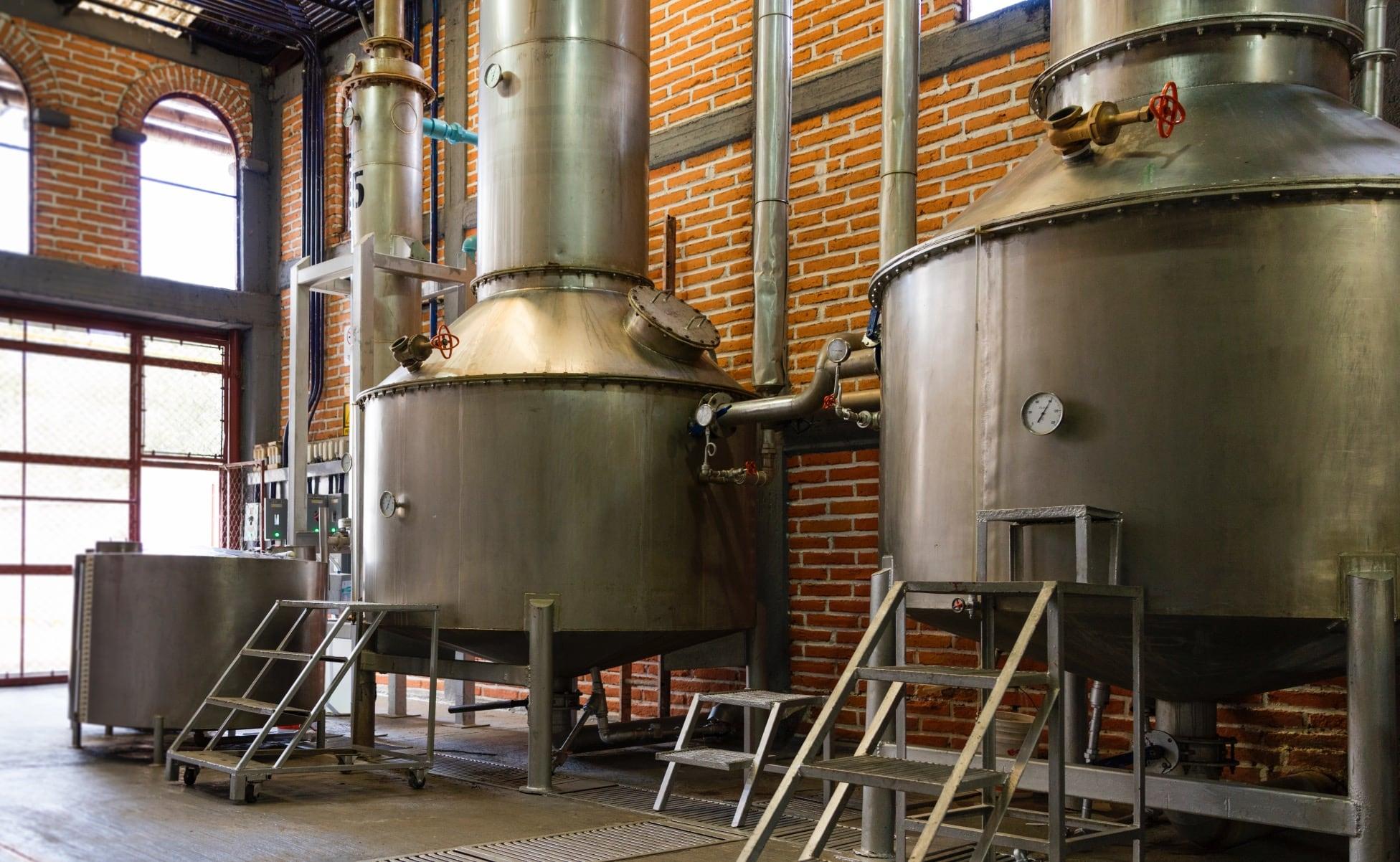 destilacion del tequila