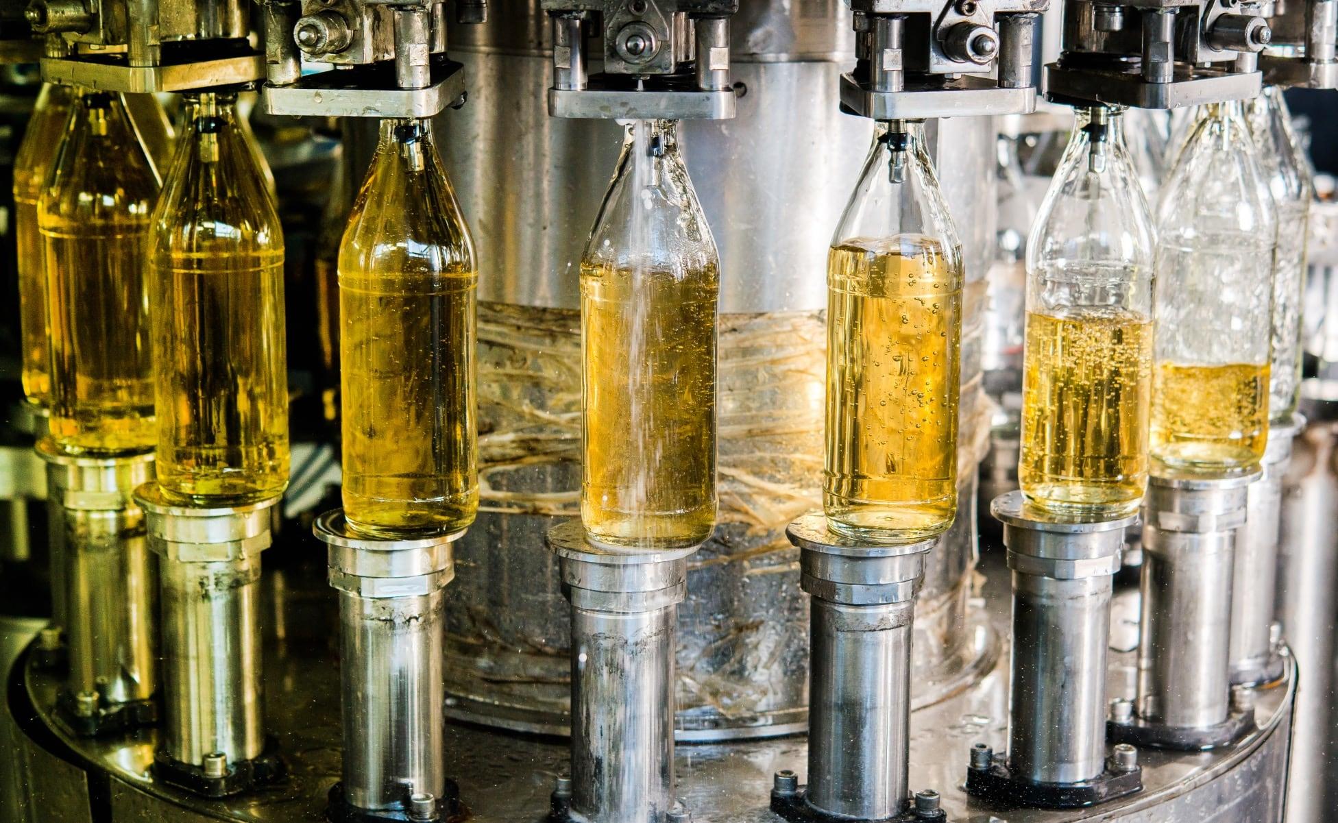 fabrica de envasado de tequila