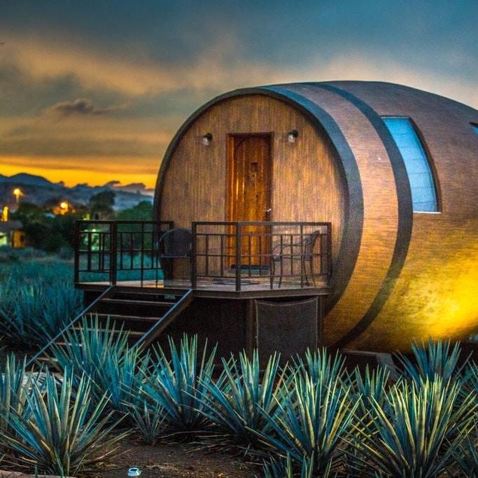 hotel matices ruta del tequila