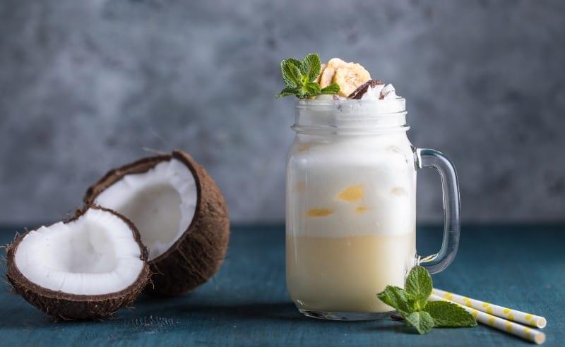 margarita de coco