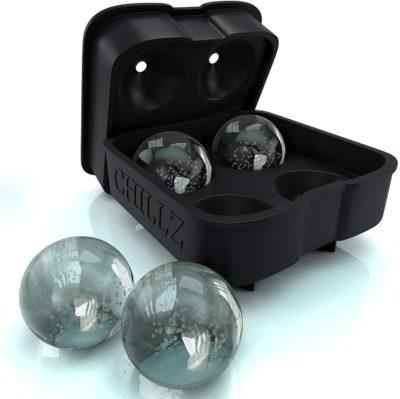 molde esferas de hielo