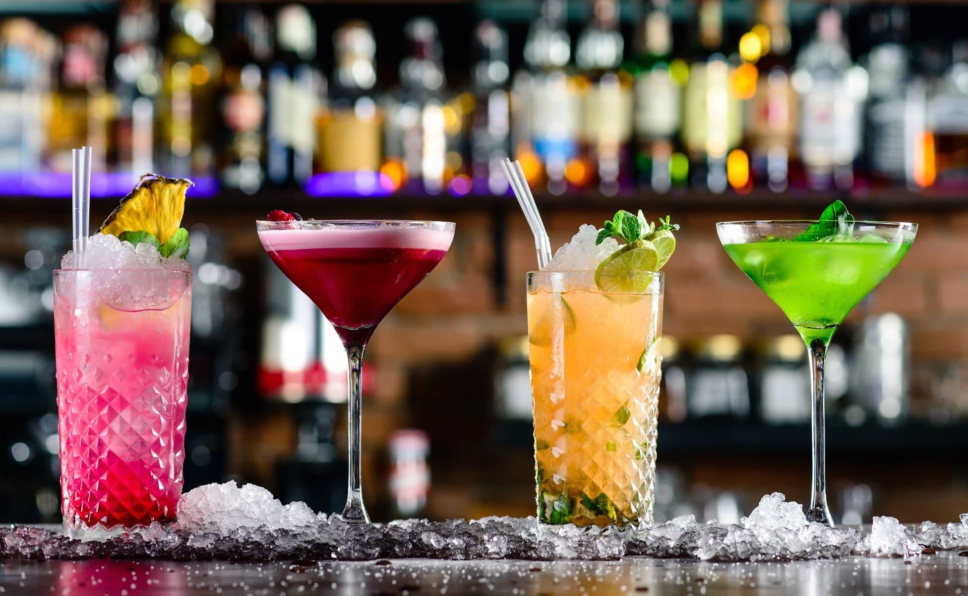 bebidas exoticas con tequila