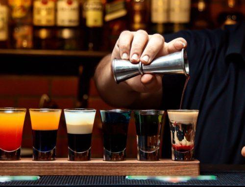 10 recetas de shots con tequila para fiestas