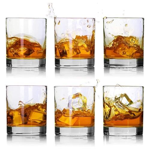 vaso para tequila whiskey set