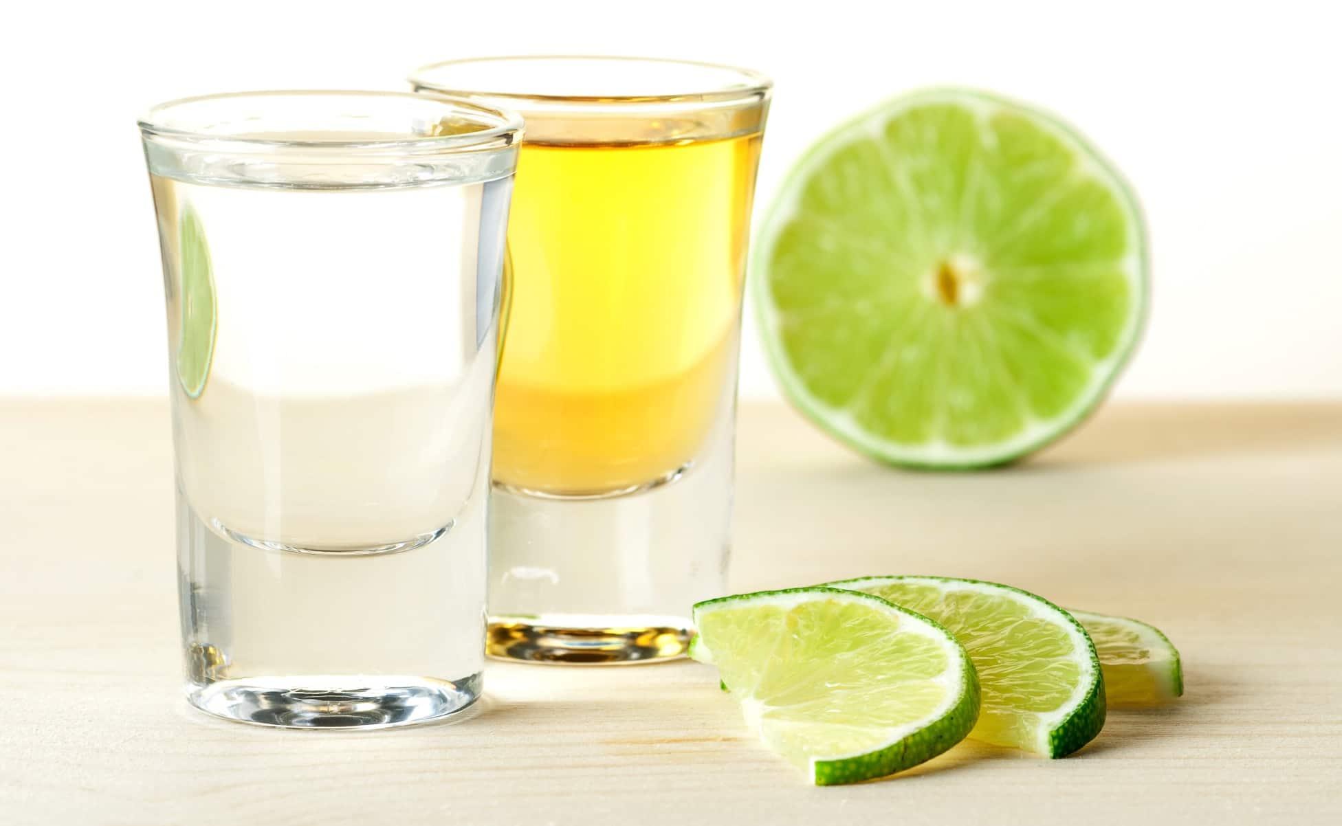 vaso para tequila caballito